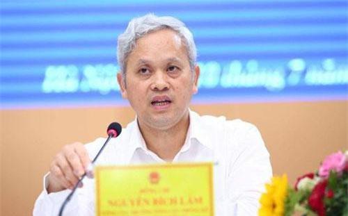 Ông Nguyễn Bích Lâm khẳng định đánh giá lại quy mô GDP chưa tính tới các hoạt động kinh tế ngầm và kinh tế bất hợp pháp