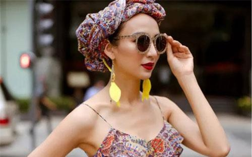 Hoa hậu Ngọc Diễm gợi ý mặc đẹp xuống phố