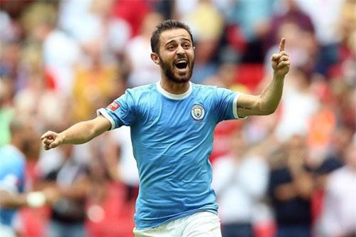 Tiền vệ: Bernardo Silva (Man City).