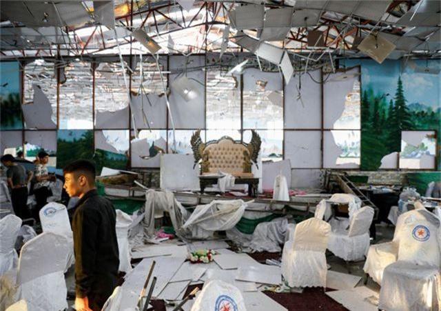Đánh bom kinh hoàng giữa đám cưới gồm 1.200 khách, 63 người thiệt mạng - 3