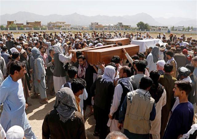 Đánh bom kinh hoàng giữa đám cưới gồm 1.200 khách, 63 người thiệt mạng - 8