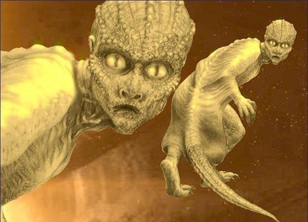 Reptilian: Phải chăng người ngoài hành tinh đã xuất hiện trên Trái Đất từ lâu rồi? - Ảnh 1.
