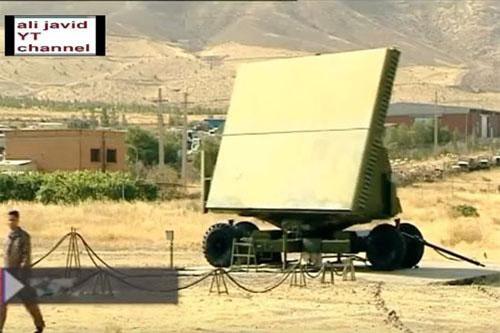 Tiêm kích F-35I Israel hết đường lẩn tránh khi Iran nhận radar chống tàng hình cực mạnh