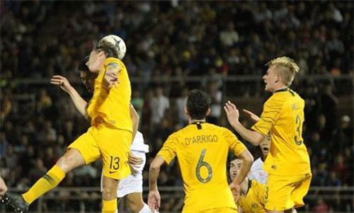 Australia giành quyền vào chung kết giải U18 Đông Nam Á, gặp Malaysia (ảnh: Trọng Vũ)