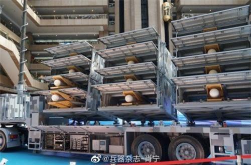 Mãn nhãn dàn vũ khí tối tân Đài Loan tự phát triển