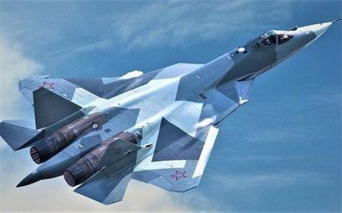 Tiêm kích Su-57 đảm nhiệm được cả vai trò máy bay ném bom tàng hình?
