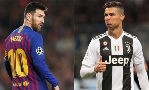 Top 10 cầu thủ giàu nhất thế giới: Messi xếp thứ 3