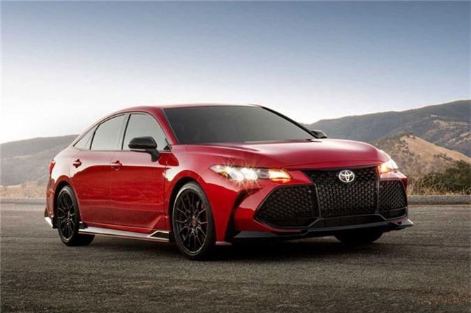 Toyota Avalon TRD 2020 phiên bản thể thao, giá 1 tỷ đồng