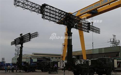 Hình ảnh radar cảnh giới RV-02 do Việt Nam chế tạo xuất hiện trên Sina. Ảnh: Sina.
