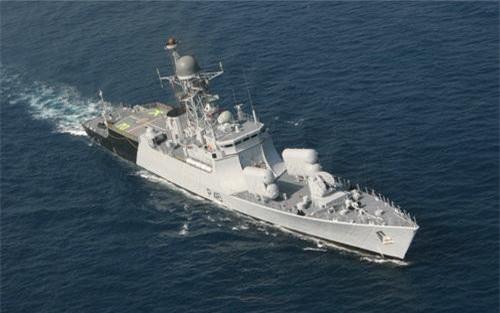 """Khám phá sức mạnh tàu tên lửa Ấn Độ """"lỡ hẹn"""" với Hải quân Việt Nam"""