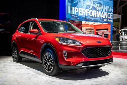 4 ưu điểm nổi bật của Ford Escape 2020 sắp bán ra ở Việt Nam