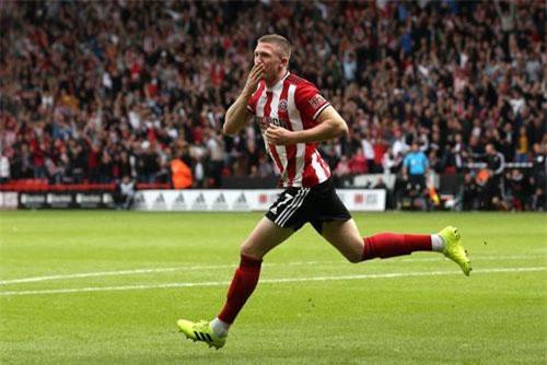 Tiền vệ: John Lundstram (Sheffield United).