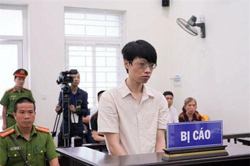 Câu chuyện pháp luật: Kẻ giết nữ sinh trường Sân khấu - Điện ảnh nhận án tử, đọc thơ xin lỗi