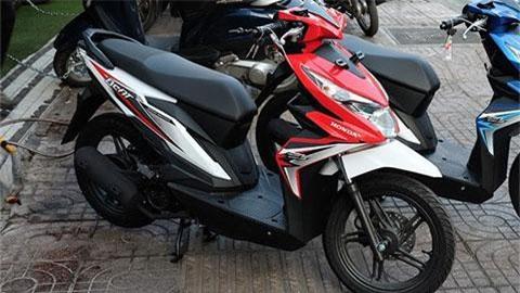 Honda BeAT 'chất' hơn Air Blade 2019 về Việt Nam, giá chỉ 38 triệu đồng