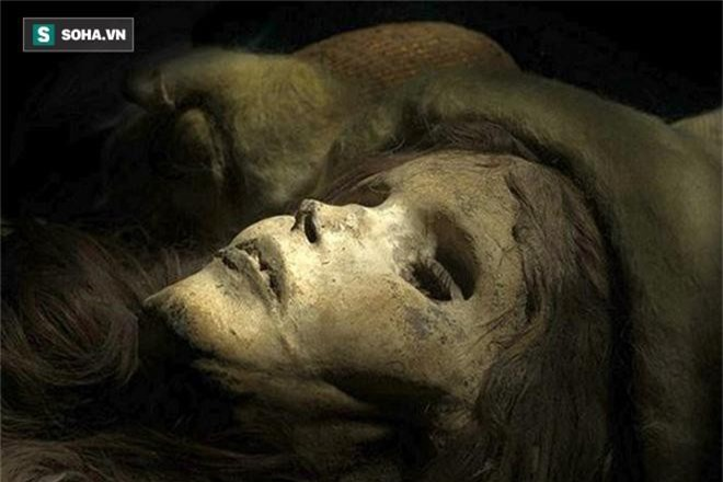 Giải mã sa mạc không lối thoát, có xác ướp mỹ nhân còn nguyên tóc sau gần 4.000 năm - Ảnh 3.