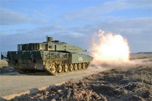 Altay được đánh giá là một chiếc MBT cực kỳ đáng gờm. Ảnh: Military Today.