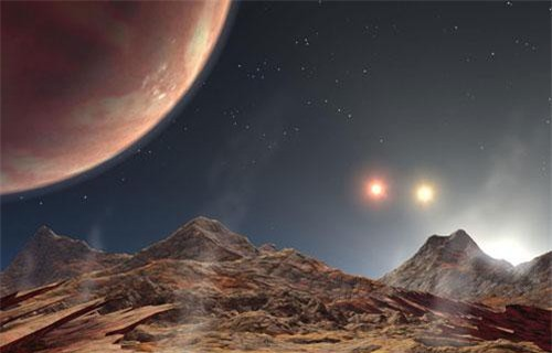Phát hiện hành tinh mới có 3 mặt trời