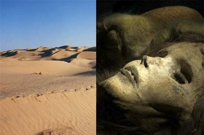 Taklamakan chính là sa mạc lớn nhất ở Trung Quốc và ẩn giấu nhiều bí ẩn khó lý giải.