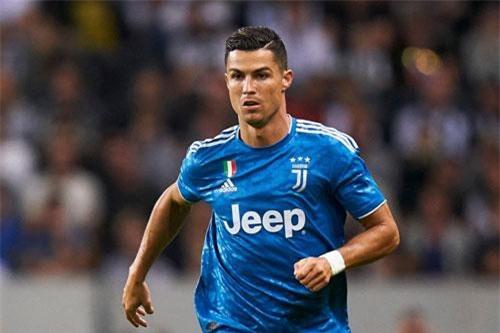 Tiền đạo: Cristiano Ronaldo.