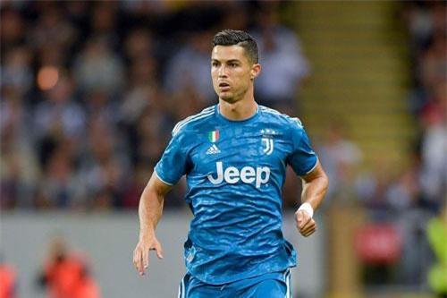 Đội hình tối ưu của Juve mùa giải 2019-2020: Higuain vắng mặt, Ronaldo lĩnh xướng hàng công