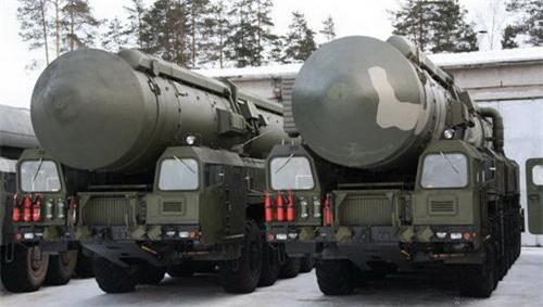 Những quả ICBM đã loại biên sẽ được tận dụng để phóng vệ tinh. Ảnh TASS.