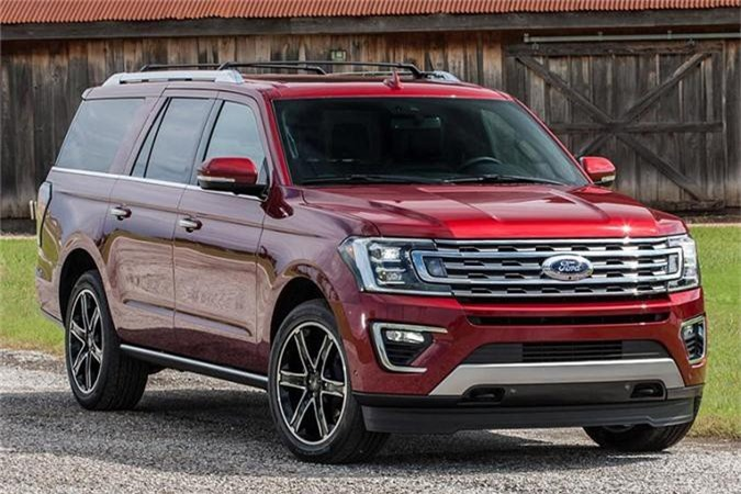 Ford Expedition King Ranch 2020.