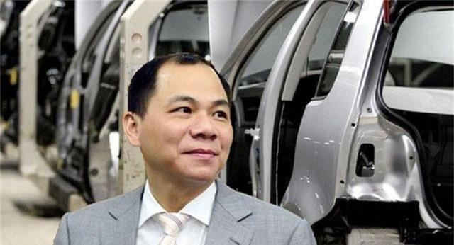Lần đầu trong lịch sử: Tài sản của ông Phạm Nhật Vượng vượt 10 tỷ USD - 2