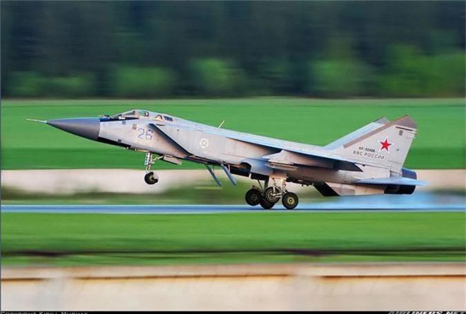 Lo thoi gian sieu tiem kich MiG-41 cua Nga