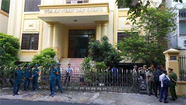 Tòa tuyên án bị cáo Nguyễn Hữu Linh 18 tháng tù - Ảnh 1.