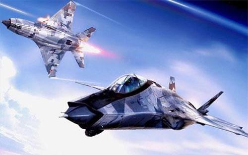 Chia sẻ trong một cuộc họp báo mới đây, Giám đốc Điều hành công ty MiG - Ilya Tarasenko tuyên bố, dự án phát triển máy bay tiêm kích đánh chặn PAK DP hay còn gọi là MiG-41 sẽ trình làng một nguyên mẫu trong năm nay. Nguồn ảnh: Airrecognition