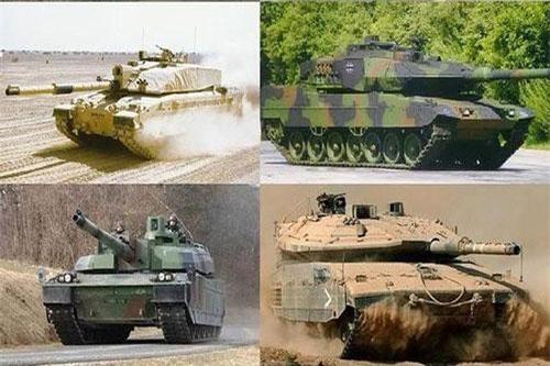 Hàng năm trang Military Today thường bình chọn Top 10 xe tăng mạnh nhất thế giới. Các tiêu chí được đánh giá dựa trên độ cơ động, sức mạnh của giáp, hỏa lực cũng như thiết bị điện tử.