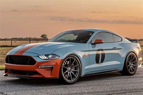 """""""Soi"""" Ford Mustang phiên bản giới hạn, công suất 800 mã lực, giá hơn 3,2 tỷ đồng"""