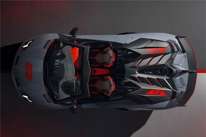 Vi sao 63 sieu xe Lamborghini vua ra mat da 'chay hang'? hinh anh 3