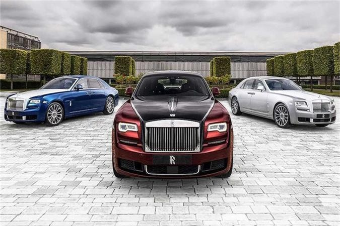 Co hoi cuoi cung de cac dai gia mua Rolls-Royce Ghost