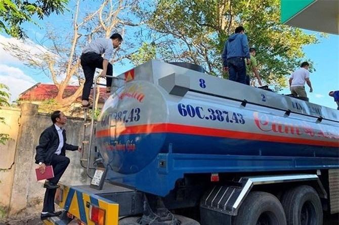 Đắk Nông: Phạt 3 doanh nghiệp kinh doanh xăng dầu không hợp chuẩn