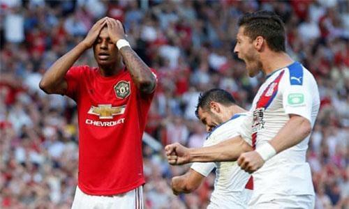Rashford thất bại trên chấm penalty. Ảnh: The Guardian