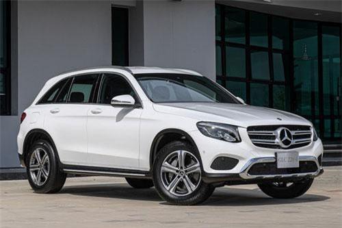 4. Mercedes-Benz GLC220d 2019.