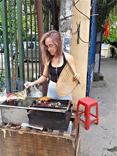 "Hot girl deo nieng rang nhung hut nam nhan khoi ban voi body ""cang det""-Hinh-9"