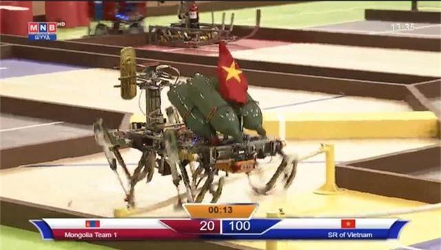 Đội tuyển Việt Nam vào tứ kết ABU Robocon 2019 - Ảnh 3.