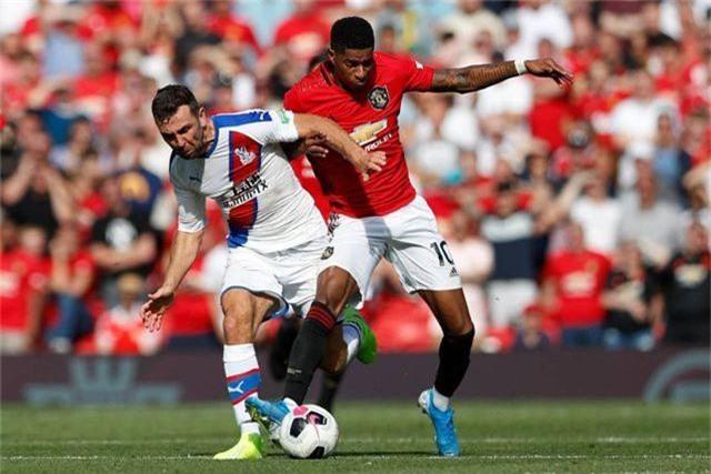 Những khoảnh khắc trong trận thua tệ hại của Man Utd trước Crystal Palace - 15