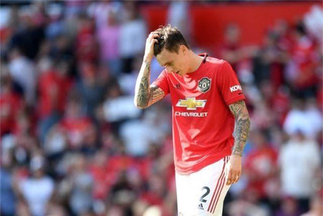 Những khoảnh khắc trong trận thua tệ hại của Man Utd trước Crystal Palace - 8