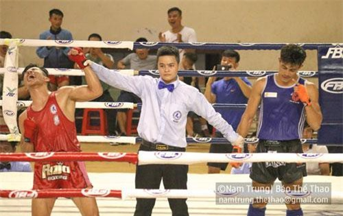 Nguyễn Trần Duy Nhất thua trận đầu tiên ở Việt Nam sau 12 năm. Ảnh: Nam Trung/ Báo Thể thao