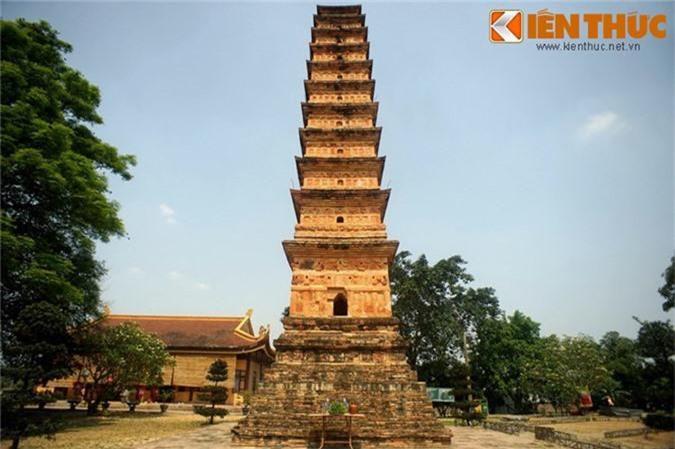 Lang ngam tuyet tac thap co thoi Tran dep nhat Viet Nam-Hinh-2