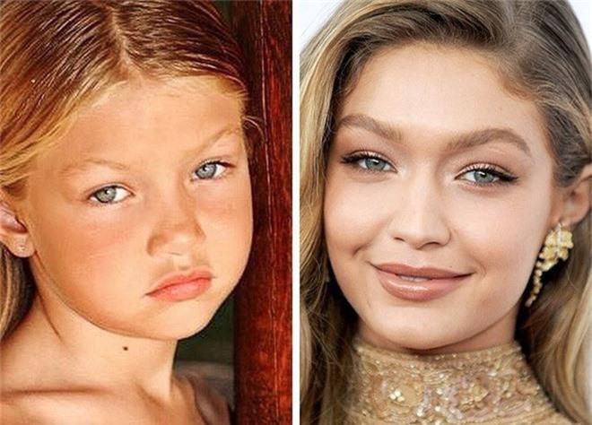 Xuýt xoa nhan sắc thật của sao Hollywood trong ảnh thuở bé: Chị em Kylie đáng yêu nhưng góa phụ đen mới ấn tượng - Ảnh 9.