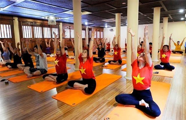 rải nghiệm thiền - yoga,