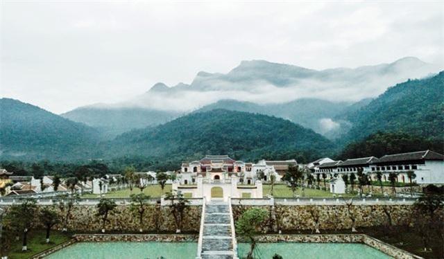 Khu Tĩnh dưỡng Legacy Yên Tử