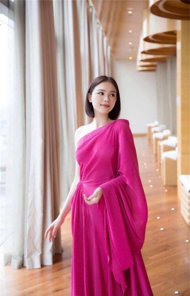 Mẫu ảnh đình đám dính nghi vấn hẹn hò với em chồng Hà Tăng