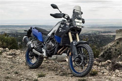 2. Yamaha Tenere 700 2019 (giá: 9.299 euro).