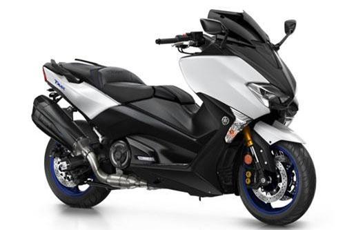 3. Yamaha Tmax SX Sport 2019 (giá: 13.399 euro).