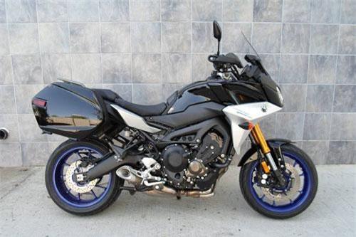 4. Yamaha Tracer 900 2019 (giá: 10.999 euro).